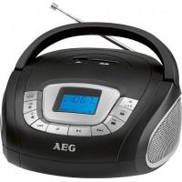 Φορητό Ραδιόφωνο USB/SD Με Ξυπνητήρι AEG SR4373